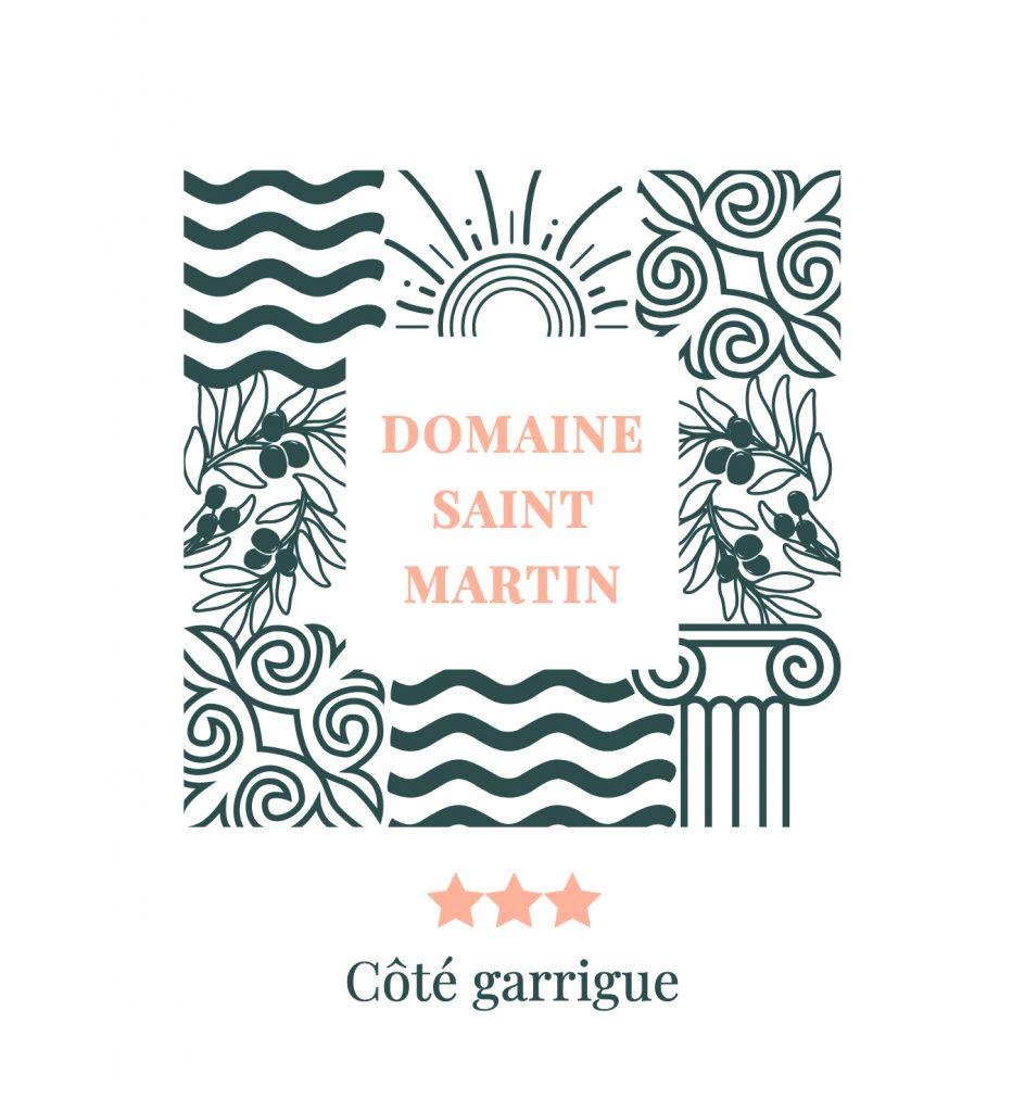 Logo Domaine Saint Martin